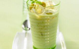 Рецепты смузи из клубники банана крыжовника смородины