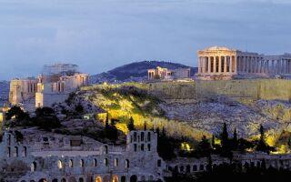 Афины — интересные факты