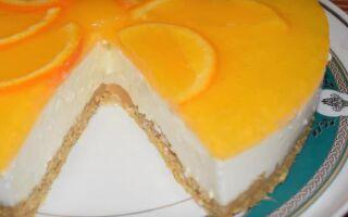 Творожно клубничный десерт без выпечки