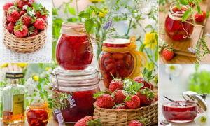 Варенье из клубники: как правильно варить клубничное варенье