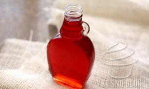 Что можно сделать из клубничного сиропа
