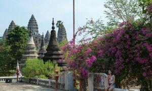 Кхмерская неделя или как приятно провести время в Камбодже