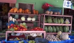 Доминиканская овощная лавка