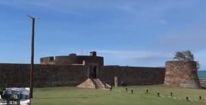 Испанская колониальная крепость