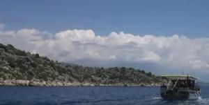 Морская прогулка в Средиземном море