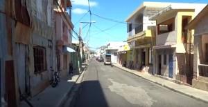 Небольшой городок Пуэрто Плата