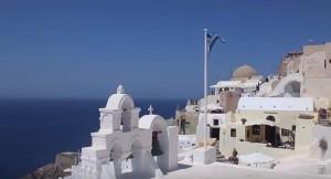 Санторини - остров для богатых с белоснежными домами