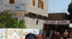 Сувенирная лавка в Египте - здесь принято торговаться