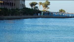 Морской пляж в Египте