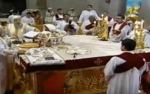 В Египте много христиан, у них свои самобытные и очень древние традиции