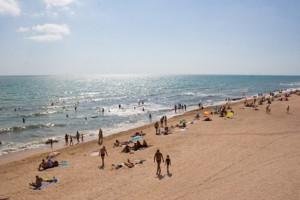 Пляж Арабатка
