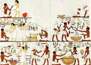 Торговля в древнем Египте